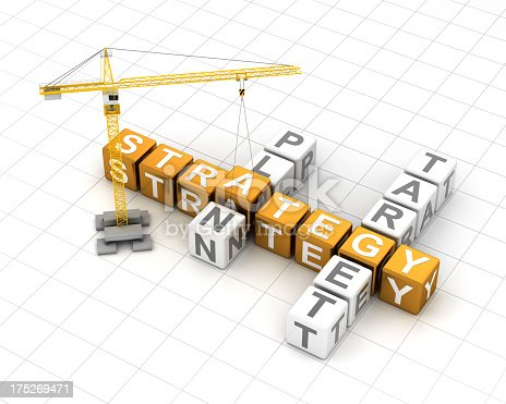 istock Formulate business strategy 175269471