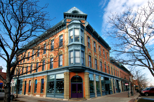 Fort Collins Colorado Stock Photo - Download Image Now