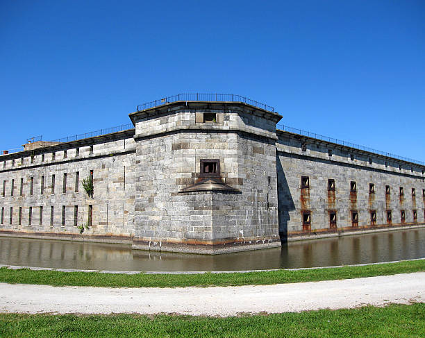 Fort Delaware angle - Photo