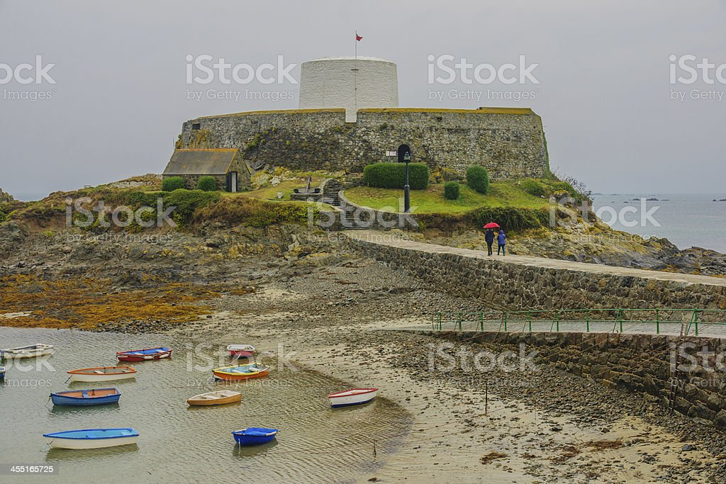 Fort Grey royalty-free stock photo