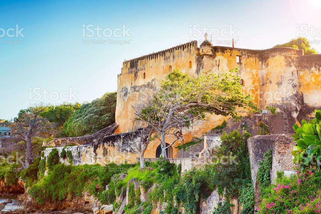 Fort Jesus in Mombasa, Kenya – Foto