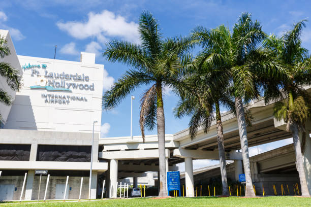 Fort Lauderdale Hollywood International Airport FLL Logo – Foto
