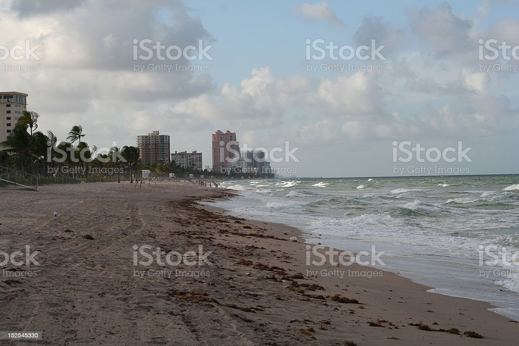 Fort Lauderdale royalty-free stock photo