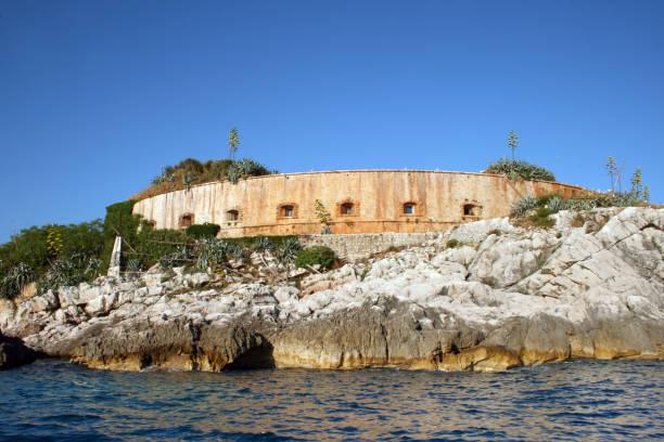 Fort Mamula Montenegro – Foto