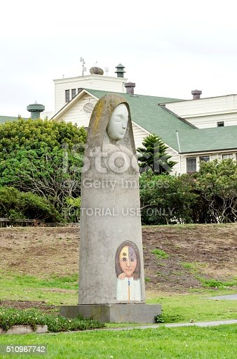 istock Fort Mason Great Meadow, San Francisco 510967742