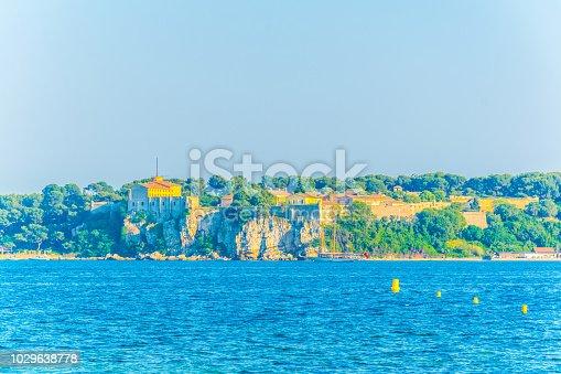 Fort Royal Sainte-Marguerite Island, France