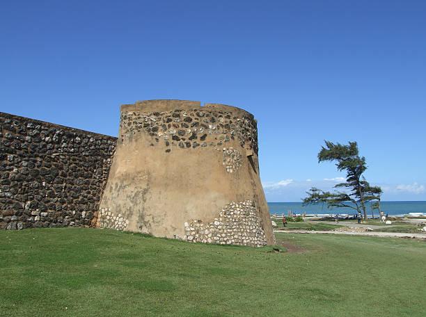 fort san felipe restoration - belkindesign stock pictures, royalty-free photos & images