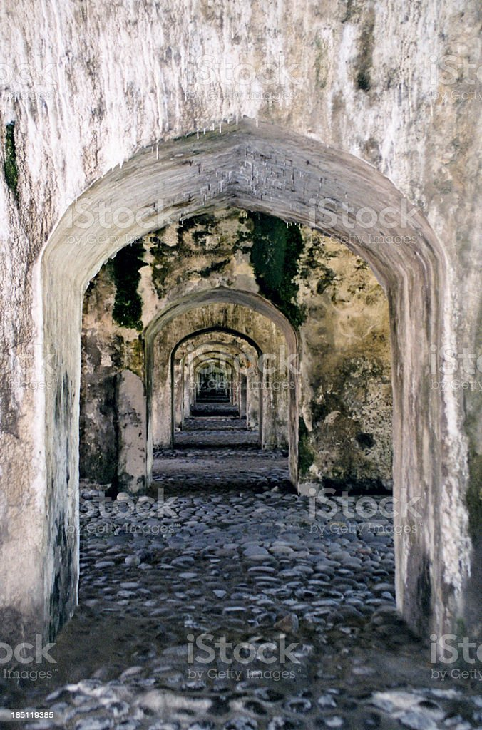 Fort San Juan de Ulua stock photo