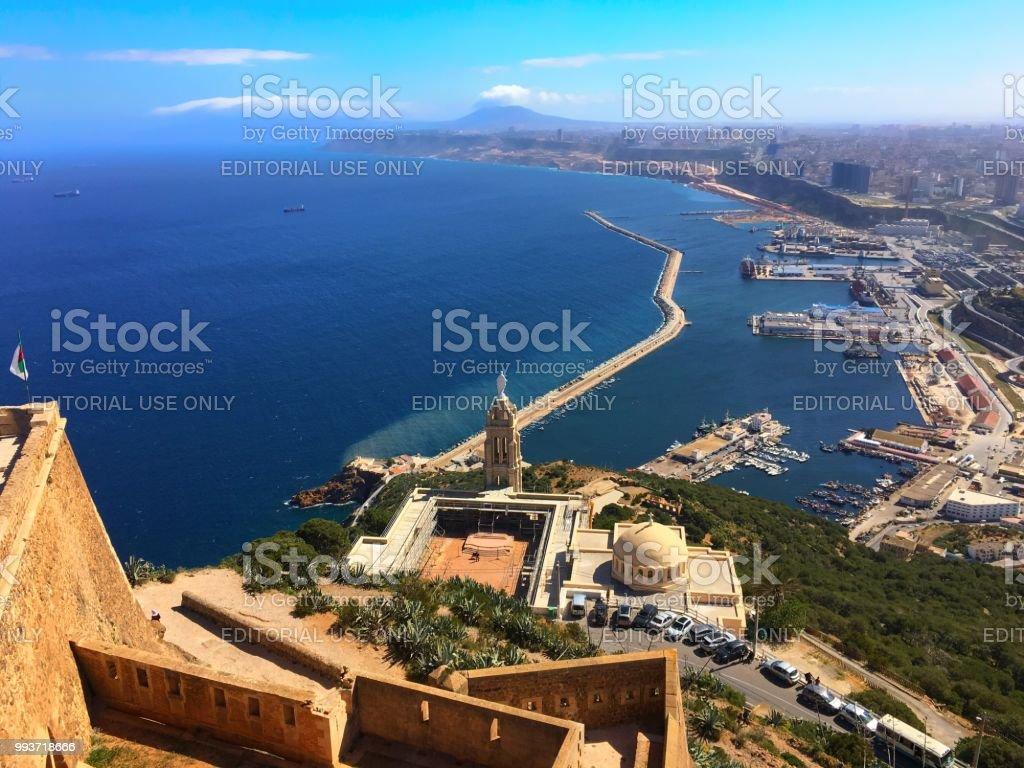 Fort de Santa Cruz, Oran (Wahran) - Photo