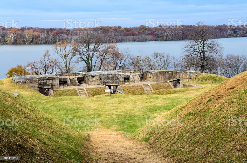 Fort Washington stock photo