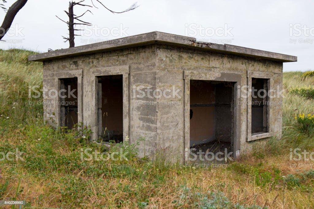 Fort Worden stock photo