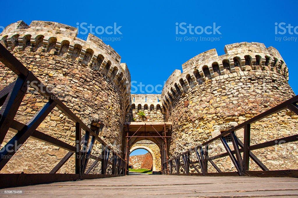 Forteresse de Belgrade, Serbie - Photo