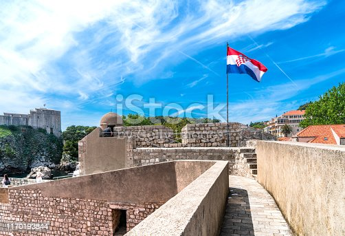 Croatia, Dubrovnik, Heap, Barracks, Castle