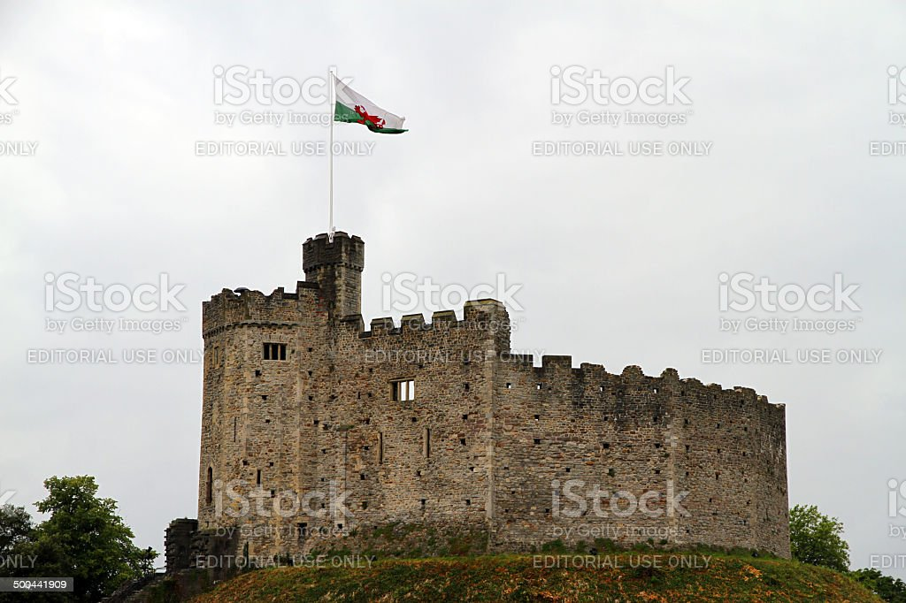 Fortress royalty-free stock photo