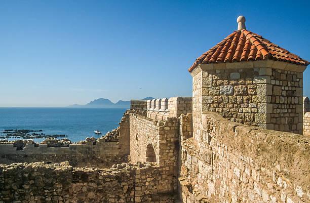 Festung Turm auf der Île Saint-Honorat – Foto