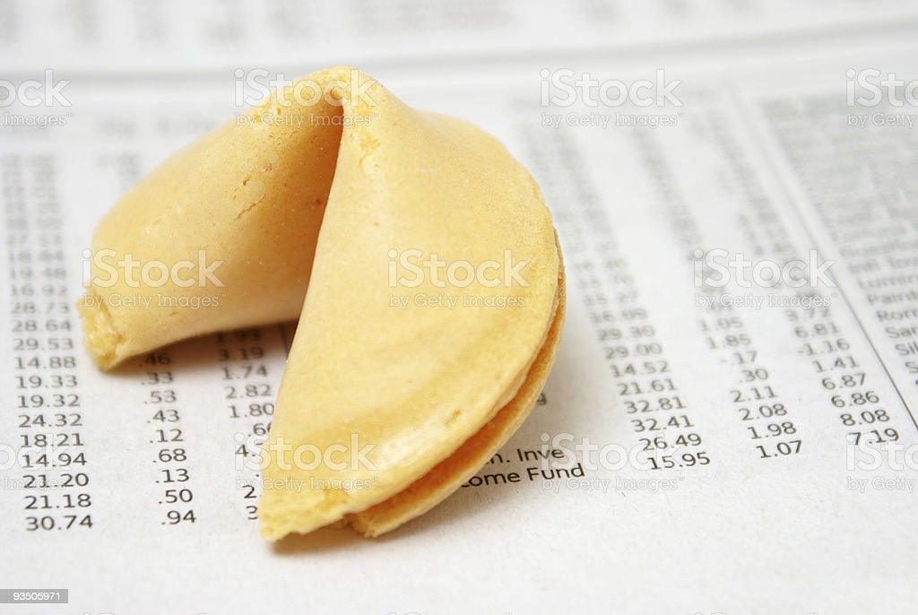 Fortune of Investments royalty-free stock photo