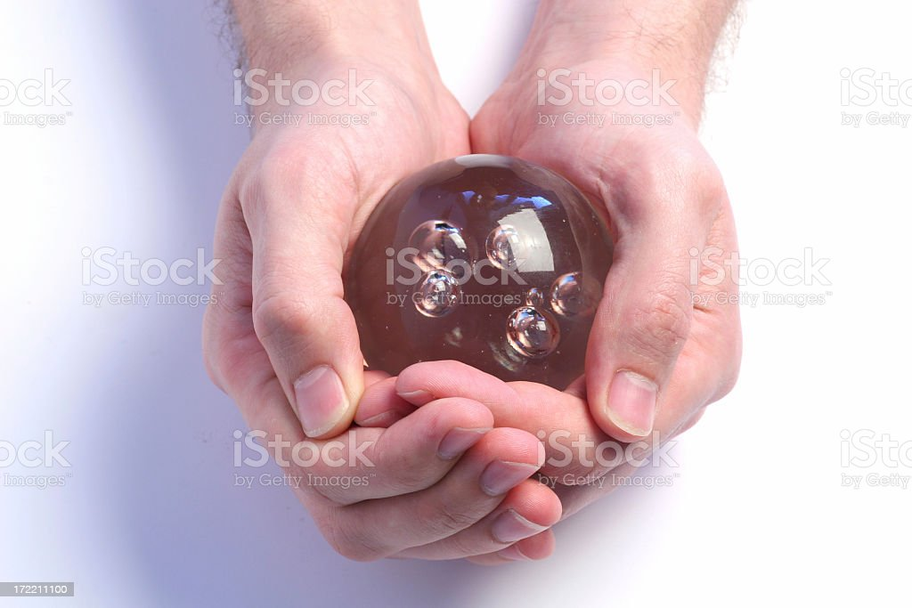 Fortune Telling royalty-free stock photo