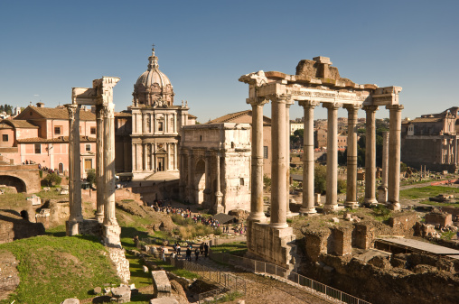 Forum Stock Photo - Download Image Now