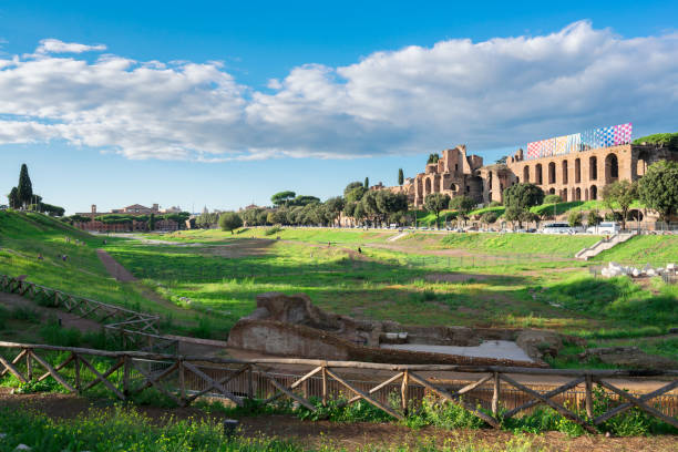 Best Circus Maximus Stock Photos, Pictures & Royalty-Free Images