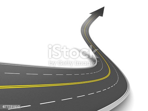 677206912 istock photo forward road 677231510