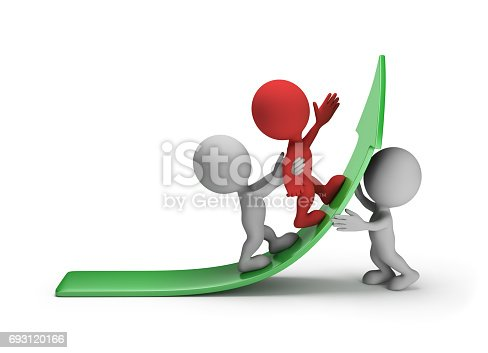 istock Forward to success 693120166