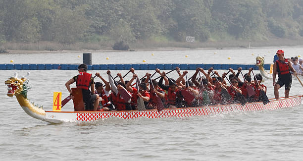 2013 Foshan internationalen Drachenbootrennen – Foto