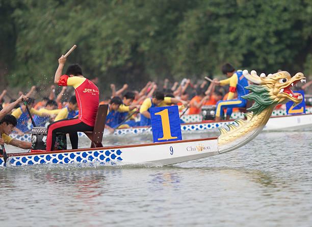 2012 Foshan internationalen Drachenbootrennen – Foto