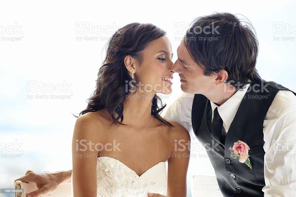 I found my soulmate royalty-free stock photo