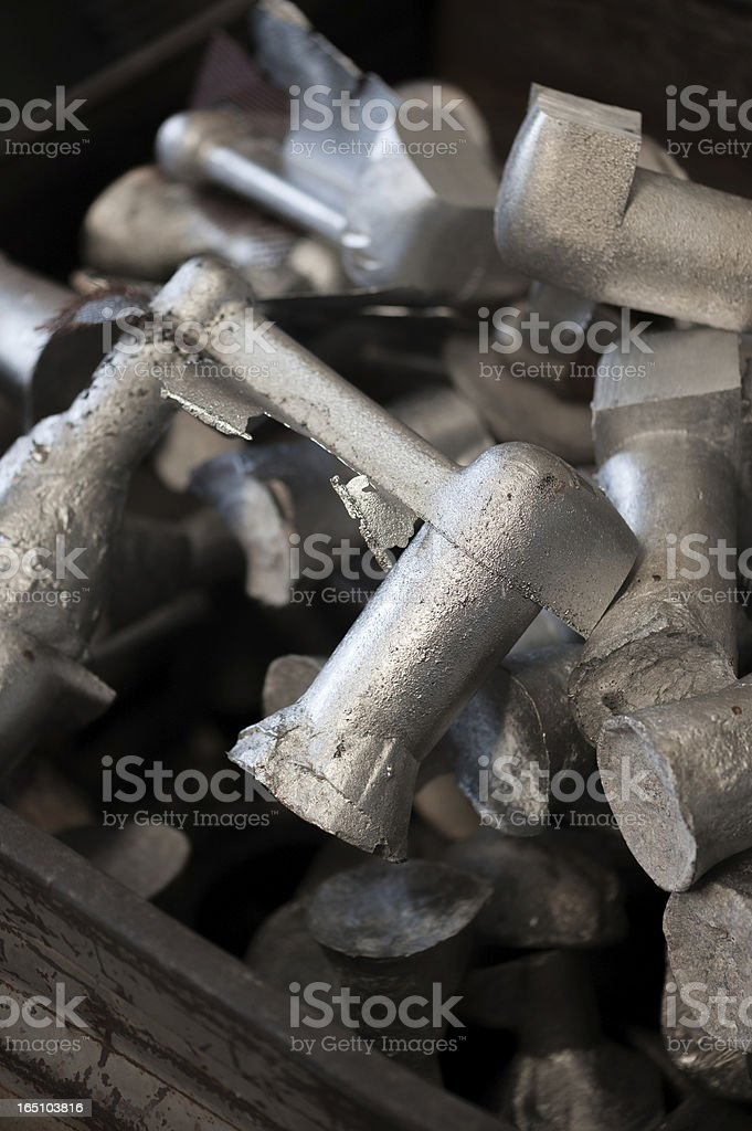 Foundry particular royalty-free stock photo