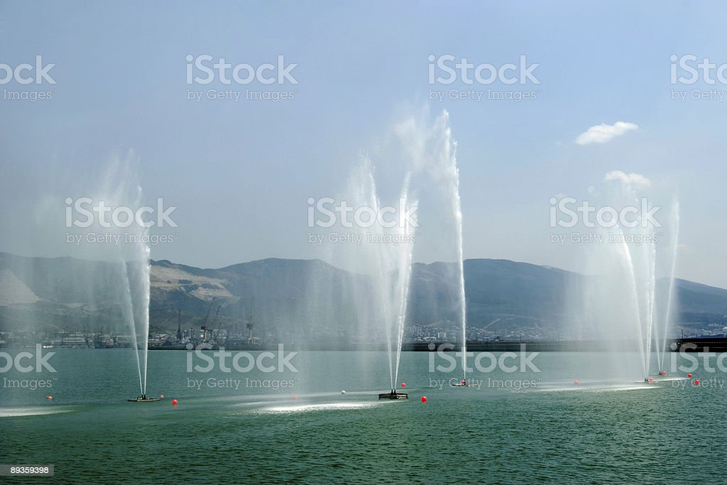 Fuente Fountain foto de stock libre de derechos
