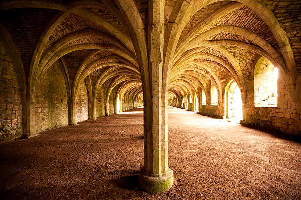 Fountains Abbey Cellarium – Foto