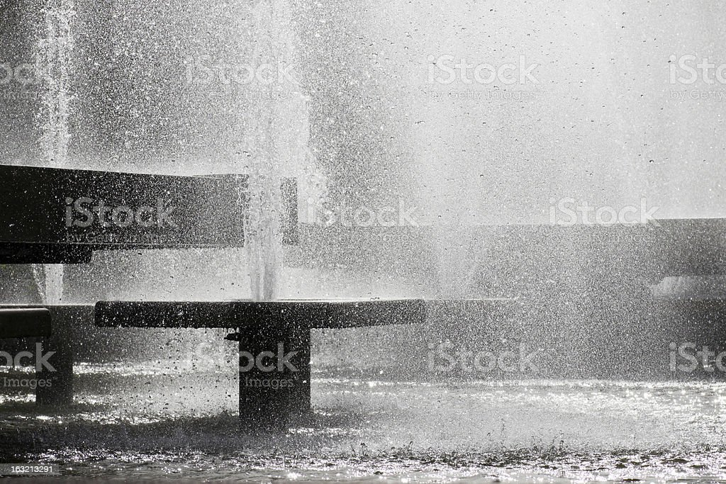 fountains royalty-free stock photo