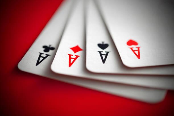 Four aces – Foto