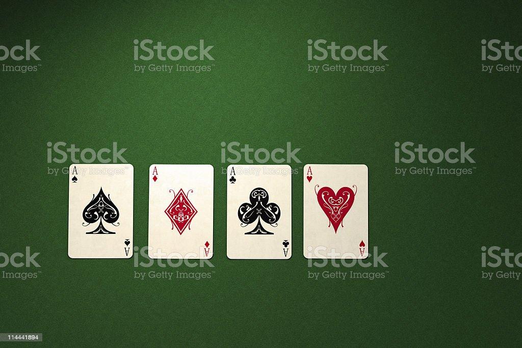 Quatre Aces - Photo