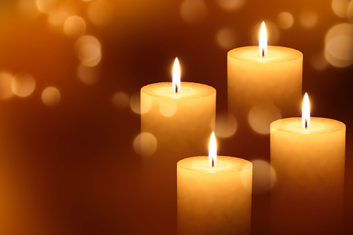 what are the four candles of advent