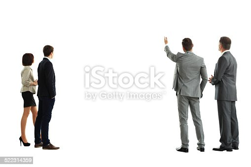 istock four business mans from the back 522314359