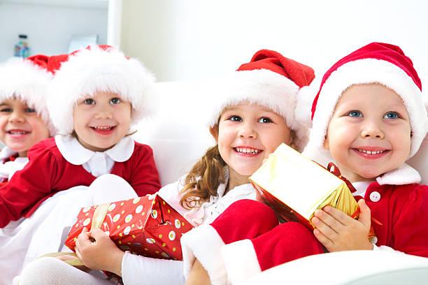 Lustiger Weihnachten company – Foto