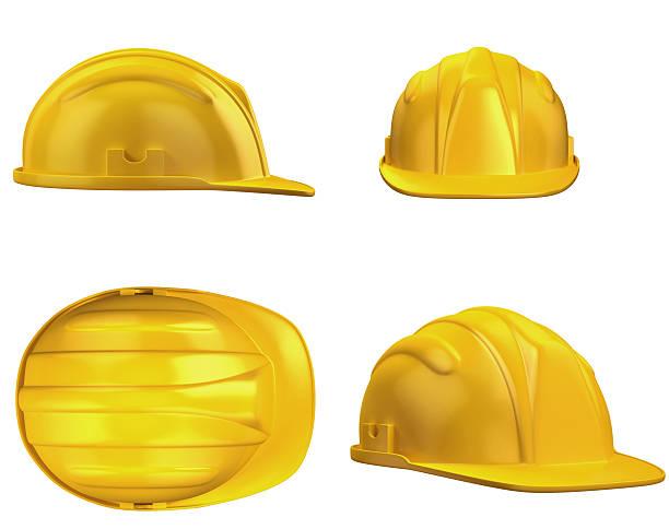 kask budowlany - kask ochronny odzież ochronna zdjęcia i obrazy z banku zdjęć