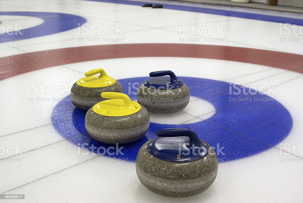 Four in the House royalty-free stock photo