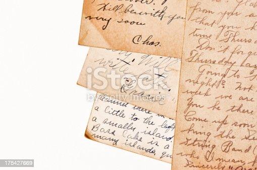 istock Four Postcards 175427669