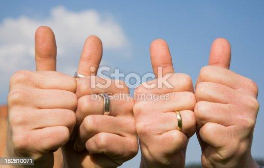 istock four thumbs 182810071