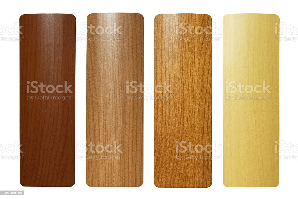 Four woods stock photo