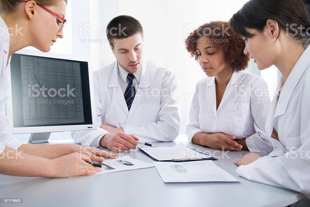 Gruppe von Ärzten – Foto