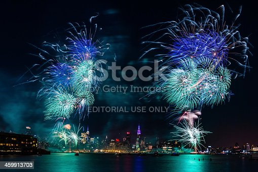 istock Fourth of July Fireworks 459913703