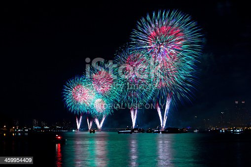 istock Fourth of July fireworks 459954409