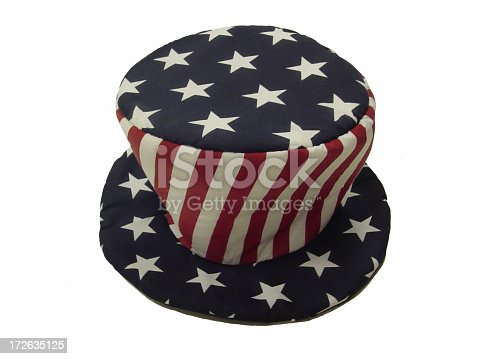 istock Fourth of July Hat 172635125