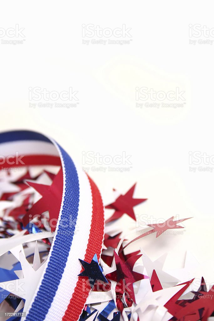 Fourth of July (series) royalty-free stock photo