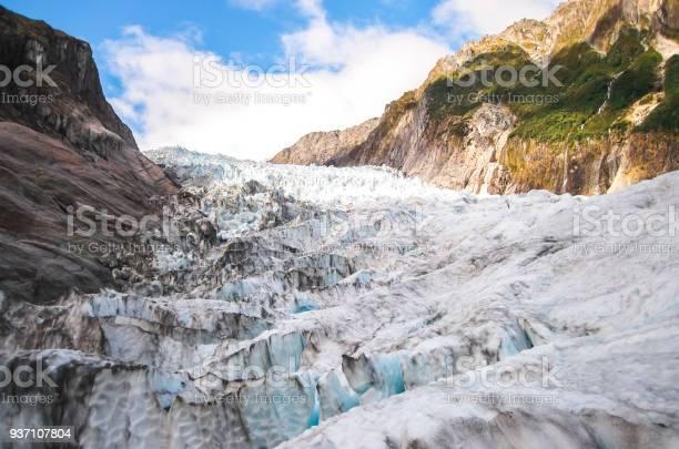 Photo of Fox Glacier Scenery in New Zealand