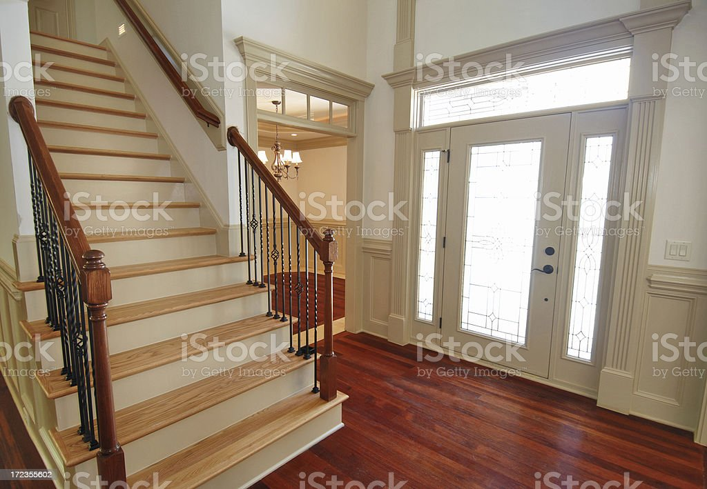 Foyer royalty-free stock photo
