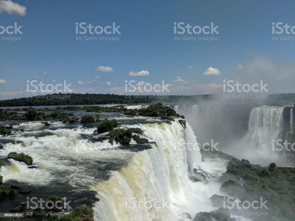 Foz de Iguaçu - Royalty-free Argentina Stock Photo